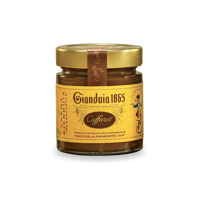 gianduja hazelnut cream - Caffarel