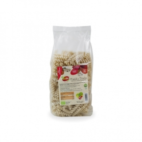Organic timely Fusilli, 500 gr - ViviBio