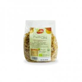 Organic chickpea Fusilli, 500 gr - ViviBio