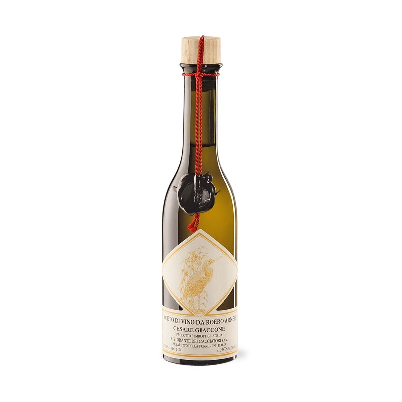Arneis vinegar, l. 0.25 - Cesare Giaccone
