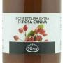 Confettura Extra Rossi di rosa canina, 330 gr