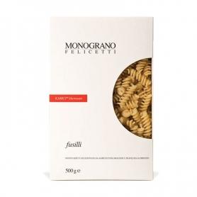 Fusilli KAMUT® khorasan, 500 gr - Pastificio Felicetti