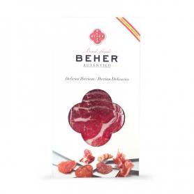 Pre-sliced Jamon Iberico Pata Negra - Label Roja 100 gr