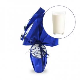 Handwerk Osterei Eigelb Schopf - Milchschokolade, 60 gr