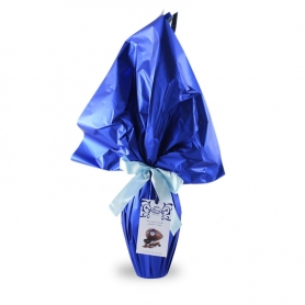 Handwerk Osterei Rossi Schopf - Dunkle Schokolade, 150 gr