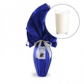 Handwerk Osterei Eigelb Schopf - Milchschokolade, 350 gr
