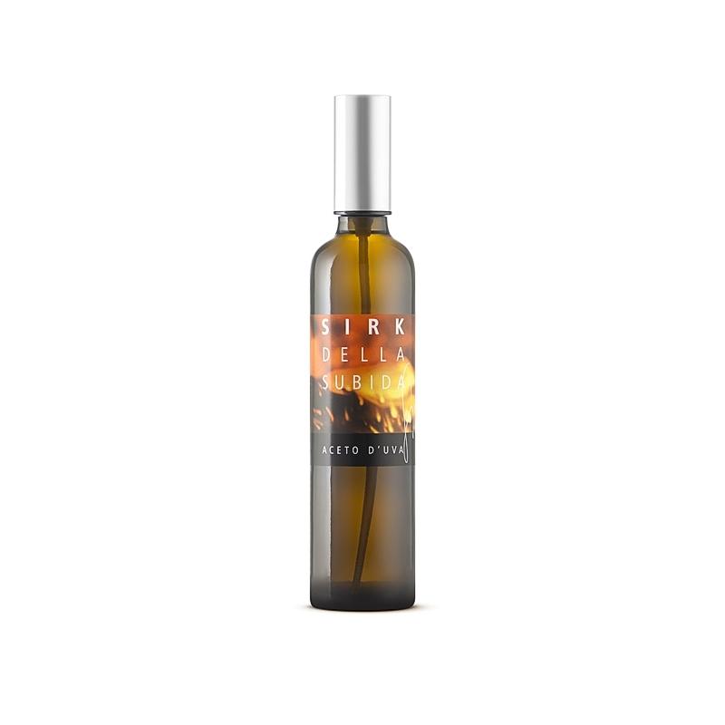 Spray di Aceto di uva, 100 ml - Az. Sirk della Subida