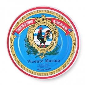 Trancio di Tonno in olio di oliva, 523 gr - Vicente Marino