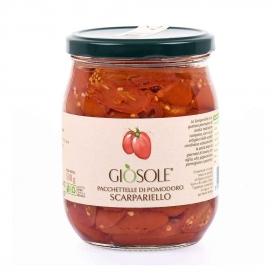 Paccatelle di pomodoro Scarpariello, 500 gr - Masseria Giòsole