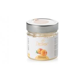 Gelatina gusto albicocca, gr 200 - Decora