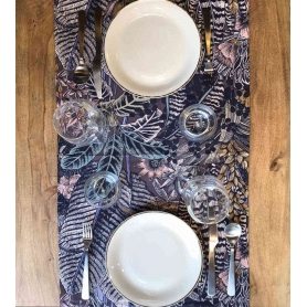 Runner Jungle Flower, 150x50 cm - Tablecloths