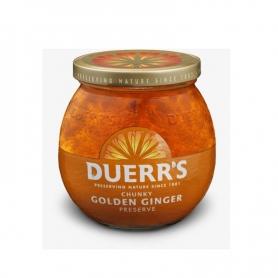 Extra Marmelade von Ingwer, 454 gr - Duerr's