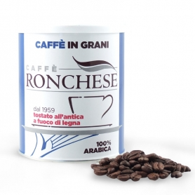 Coffee beans 100% Arabica, 250 gr. - Ronchese coffee