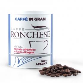 Grains de café 100% Arabica, 250 gr. - le café Ronchese