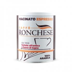 Caffè macinato Espresso, 250 gr. - Caffè Ronchese