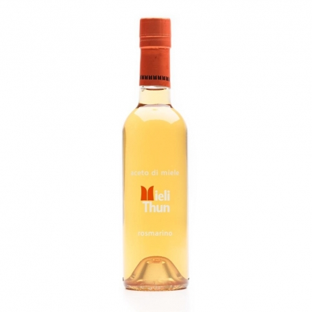honey vinegar with rosemary, 0.375 l. - Mieli Thun