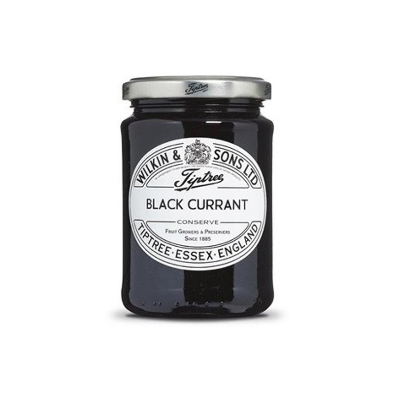 Confettura extra di ribes nero, 340 gr - Tiptree