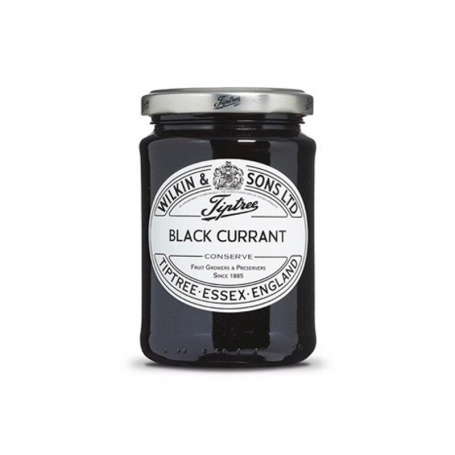 Confettura di ribes nero Extra, 340 gr - Tiptree