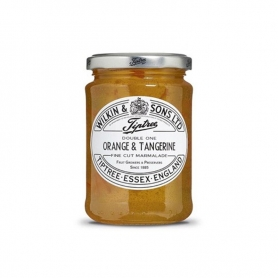 Orange marmalade and mandarins with thin peel, 340 gr - Tiptree
