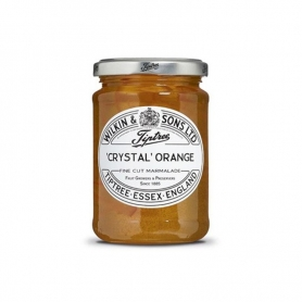 Orange marmalade with thin peel, 340 gr - Tiptree