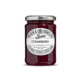 Extra strawberry jam, 340 gr - Tiptree