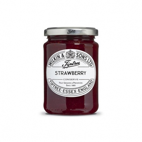 Confettura extra di fragole (Strawberry), 340 gr - Tiptree - Confetture