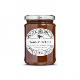 Dark orange marmalade with thick peel, 340 gr - Tiptree