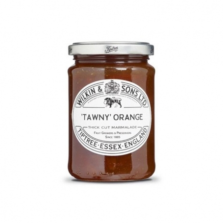 Marmellata di arance con scorza spessa, 340 gr - Tiptree