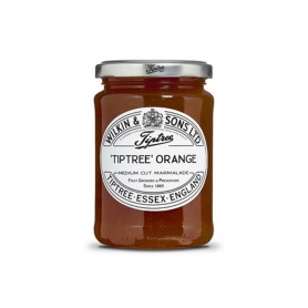Orange marmalade with medium peel, 340 gr - Tiptree