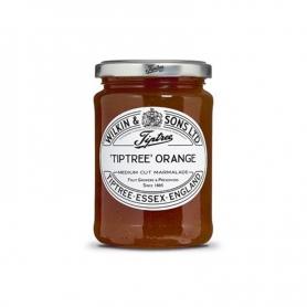 Marmellata di arance con scorza media, 340 gr - Tiptree