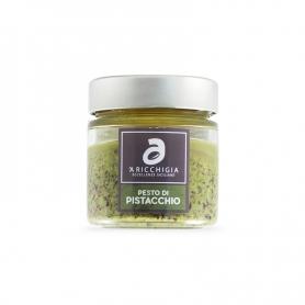 Pesto pistache bronte, 190 gr - Aricchigia