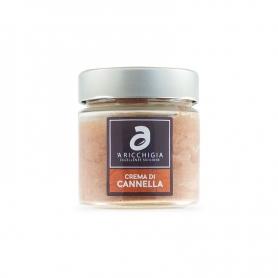 Crema di cannella, 190 gr - Aricchigia