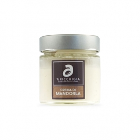 Almond cream, 190 gr - Aricchigia