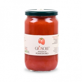 Purée de tomate, 600 gr - Masseria GiòSole
