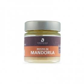 Pesto aux amandes, 190 gr - Aricchigia