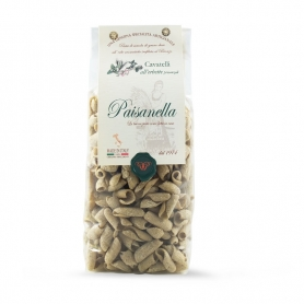 Cavatelli with Provencal herbs, 500 gr - Pastificio Paisanella