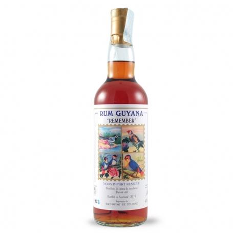 Rum Guyana 45 °, 70 cl - Schachtel 1 bott - Rum