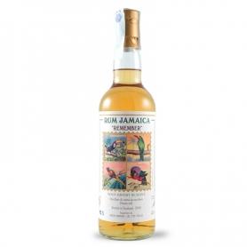 Rhum Jamaïque 45 °, 70 cl - cas 1 bott