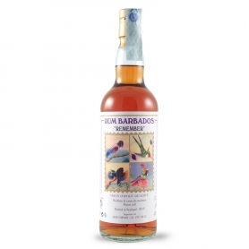 Barbados Rum 45 °, 70 cl - Schachtel 1 bott
