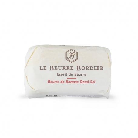 Burro de baratte demi-sel, 125 gr - Le Beurre Bordier - Burro Bordier