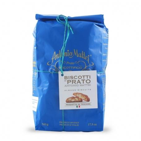 Biscotti di Prato, 500 gr - Mattei