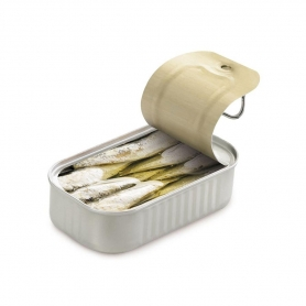 Sardines in olive oil, 115 gr - Albert Adrià