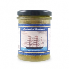 Green tomatoes in oil, 180 gr - The Sailing Ships