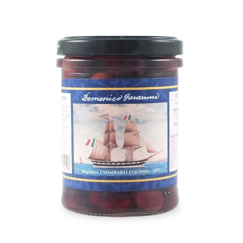 olives Taggiasca en saumure, 180 gr. - Collezione I Velieri