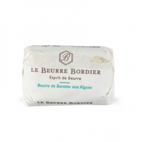 Baratte butter algae, 125 gr x 4 pieces - Le Beurre Bordier