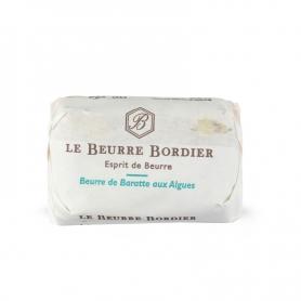 Burro de baratte aromatizzato alle alghe, 125 gr - Le Beurre Bordier