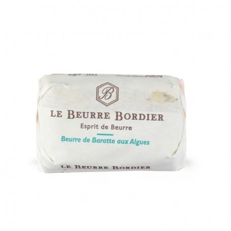 Burro de baratte alle alghe, 125 gr x 4 pezzi - Le Beurre Bordier - Burro Bordier