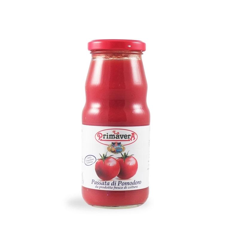 Tomato puree, 350 g - Spring