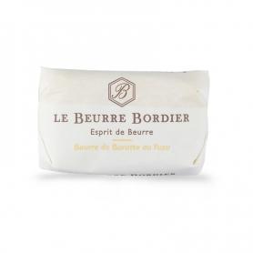 Baratte butter al yuzu, 125 gr x 4 pieces  - Le Beurre Bordier