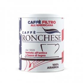 Caffè filtro all'americana, gusto morbido, 250 gr - Caffè Ronchese